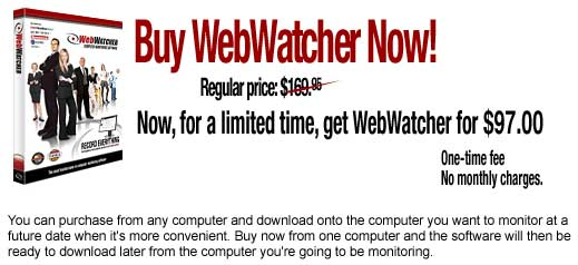 WebWatcher Computer Monitoring Program
